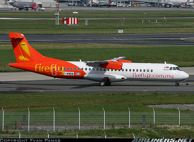 FiREFLY - The Community Airline that will be cannibalised very soon!