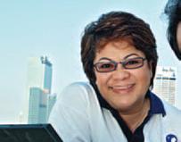 Puan Zaharah Zaid, Head of Human Capital of MAS
