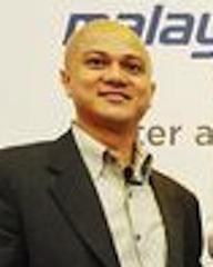 En Al-Ishal Ishak, SVP marketing & promotion