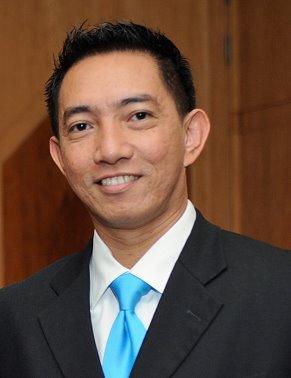Datuk Najmuddin Abdullah, the newly appointed MAS Head of Strategic Communication