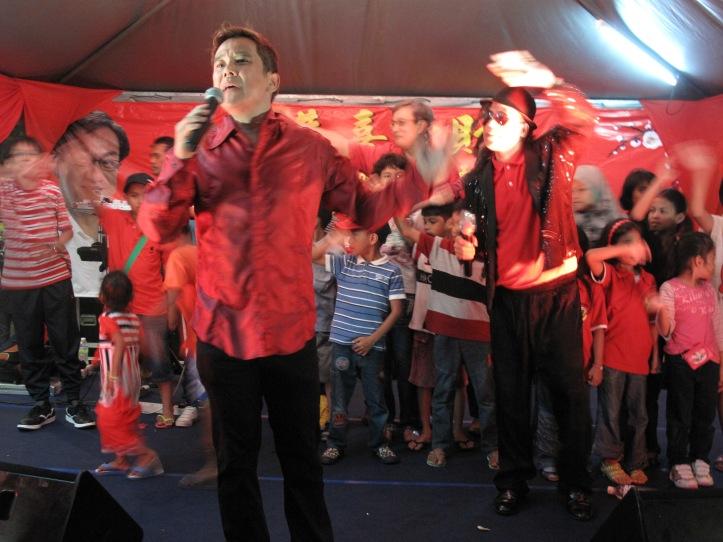 Datuk Leonard Tan & Sdr Helmi the Gimmick