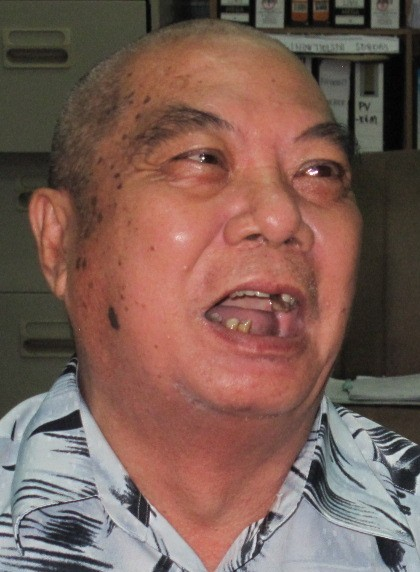 Tan Kee Seng, who is a taxi driver, a member of staff, director and shareholder of Danau Kota Management Service Sdn Bhd