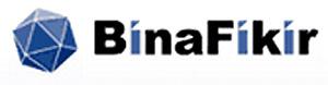 BinaFikir Sdn Bhd's logo. In 2008 It was sold to Maybank for RM8 million.