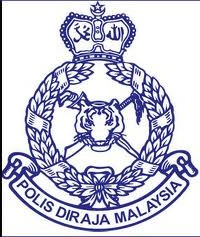 The crest of the Royal Malaysian Police Force