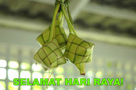 Selamat Hari Raya kepada semua Umat Islam