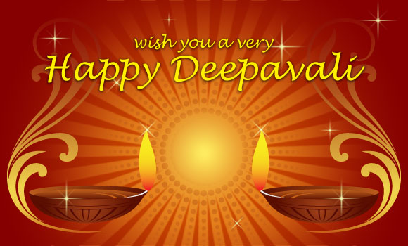 Wishing all Hindu devotees Happy Deepavali