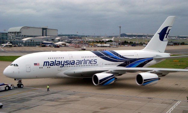 "MAS with new livery after the Mas -AirAsia share ""suap"""