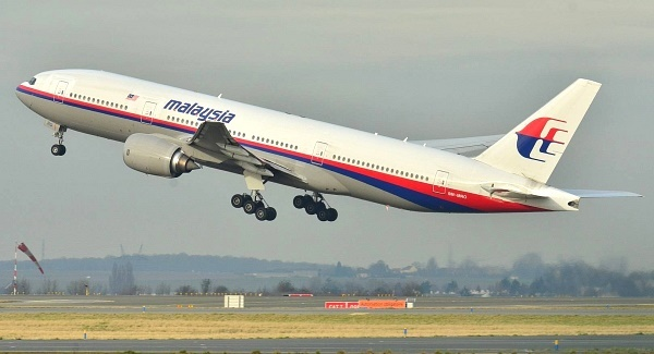 Malaysia Airline Being 777