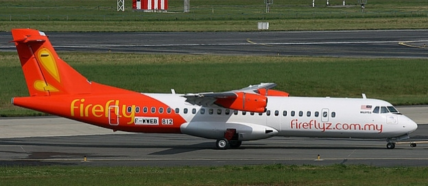 Firefly Jet which was abandoned after the Mas-AirAsia share swap, which have caused MAS a fortune in re-spaying and lying idle in KLIA.