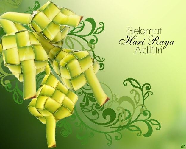 Selamat Hari Raya To All Muslim