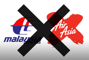 "The little napoleon in Khazanah said no merger of MAS and AirAsia in the new ""Plan""."