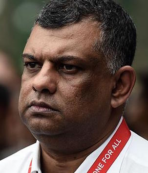 Tony Fernandes has been under the spotlight internationally.