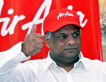 Thump up to Tony Fernandez, the CEO of AirAsia, for being so generous to offer US$24,000.00 as compensation to each family of the passengers on QZ8501