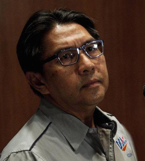 Director-General of DCA, Datuk Azha