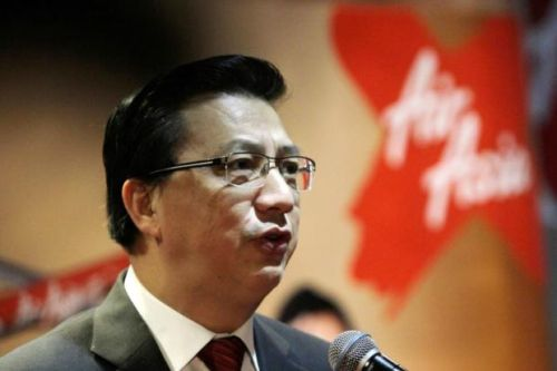 YB Datuk Liow Tiong Lai, the MCA Minisiter of Traqnsport