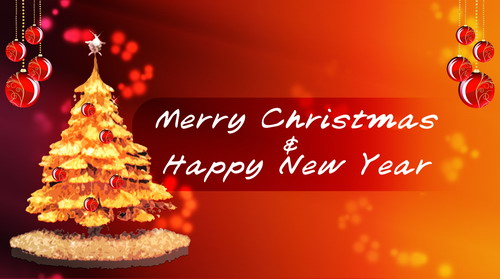 Merry Christmas To All Christians and Happy New Year To All Malaysians
